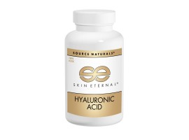 Source Naturals Hyaluronic Acid 50 mg (Skin Eternal),120 Tablets