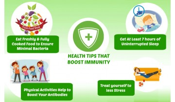 Health Tips That Boost Immunity