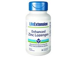 Enhanced Zinc Lozenges, 30 vege lozenges