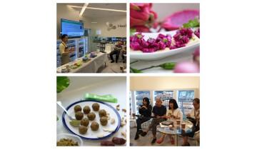 Cooking Demonstration – Euglena Healthy Recipe Demo Workshop