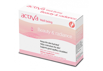 Activa Well Being Beauty & Radiance, 30 Softgels