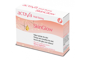 Activa Well Being SkinGlow, 30 Capsules