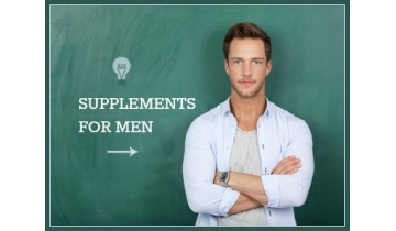 Supplements Just for Men