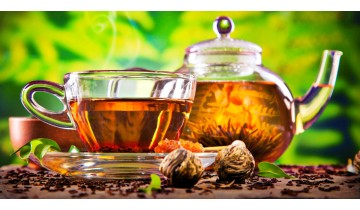 Black Tea May Fight Osteoporosis