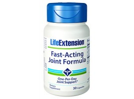 Life Extension Fast-Acting Joint Formula, 30 capsules  (Expiry Sept 2018)