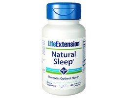 Life Extension Natural Sleep®, 60 vege capsules