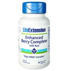 Life Extension Enhanced Berry Complete with Acai, 60 vege caps (Expiry Jul 2019)