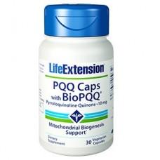 Life Extension PQQ Caps with BioPQQ™ 10mg, 30 vege caps