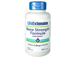 Life Extension Bone Strength Formula with KoAct®, 120 capsules