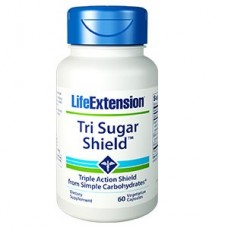 Life Extension Tri Sugar Shield™, 60 vege caps