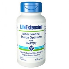 Life Extension Mitochondrial Energy Optimizer with BioPQQ®, 120 capsules