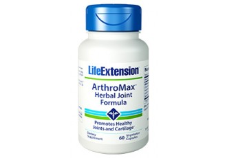 Life Extension ArthroMax® Herbal Joint Formula, 60 vege caps