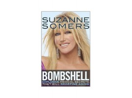 Bombshell by Suzanne Somers (Hardcover)