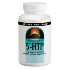 Source Naturals 5-Htp (L-5-Hydroxytryptohan) 100mg, 120 capsules
