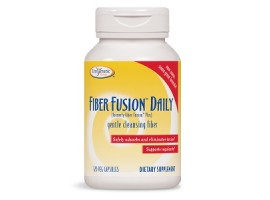 Enzymatic Therapy Fiber Fusion™ Daily, 120 vege caps