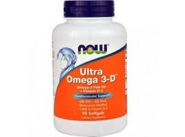 Ultra Omega 3-D™ 600 EPA/300 DHA, 90 Softgels