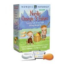 Nordic Naturals Nordic Omega-3 Fishies (Natural Tutti Frutti Flavor)