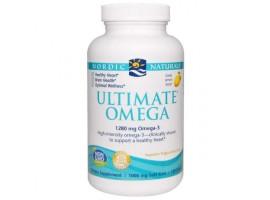 Nordic Naturals Ultimate Omega 1000 mg - Lemon, 120 softgels