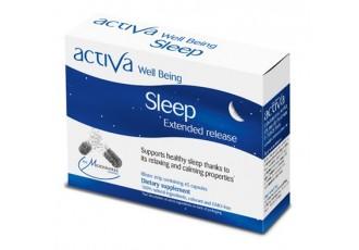 Activa Well-Being Sleep, 45 Vegetarian capsules