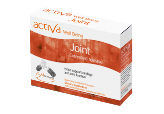 Activa Well-Being Joint, 30 vege caps