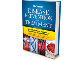 Life Extension Disease Prevention & Treatment, 5th Edition (Hardcover)