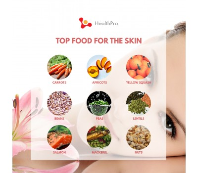 The Top Foods for Healthy Skin