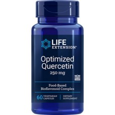 Life Extension Optimized Quercetin 250mg, 60 vege caps