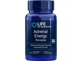 Life Extension Adrenal Energy Formula, 60 vege caps