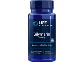 Life Extension Silymarin 100mg, 90 vege capsules