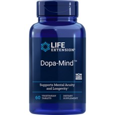 Life Extension Dopa-Mind™, 60 vege tabs