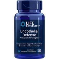 Life Extension Endothelial Defense™ Pomegranate Complete, 60 softgels