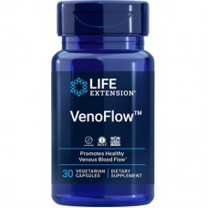 Life Extension VenoFlow™, 30 vegetarian capsules