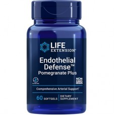 Life Extension Endothelial Defense™ Pomegranate Plus, 60 softgels