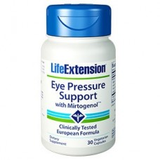 Life Extension Eye Pressure Support with Mirtogenol®, 30 vege caps