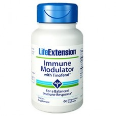 Life Extension Immune Modulator with Tinofend®, 60 vege caps (Expiry May 2021)
