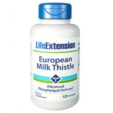 Life Extension European Milk Thistle, 120 softgels (Expiry Jul 2021)