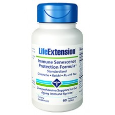 Life Extension Immune Senescence Protection Formula™, 60 vege tablets (Expiry Dec 2020)