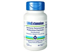 Life Extension Immune Senescence Protection Formula™, 60 vege tablets