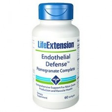 Life Extension Endothelial Defense™ Pomegranate Complete, 60 softgels (Expiry Dec 2020)