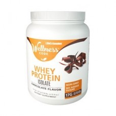 Life Extension Wellness Code™ Whey Protein Isolate Chocolate Flavor, 437g