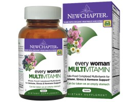 New Chapter Every Woman®, 72 tablets
