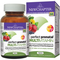 [BUNDLE] New Chapter Perfect Prenatal™, 96 tablets Twin Pack (Expiry Sept 2019)