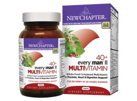 New Chapter Every Man® II, 96 tablets (Expiry Nov 2018)