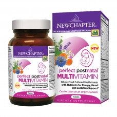 New Chapter Perfect Postnatal™, 96 tablets (Buy 1 get 1 free) (Expiry 09/2018)