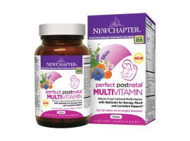 New Chapter Perfect Postnatal™, 96 tablets (Expiry Jun 2019)