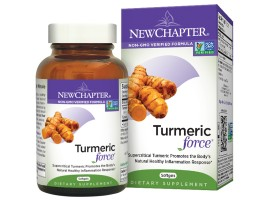 New Chapter Turmeric Force®, 30 vege caps