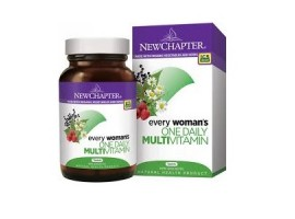 New Chapter Every Woman™'s One Daily, 48 vege tab