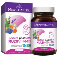 New Chapter Perfect Postnatal™, 96 tablets (Expiry May 2021)