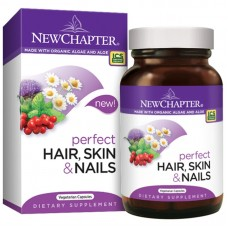 New Chapter Perfect Hair, Skin & Nails, 30 vege caps (Expiry Aug 2021)