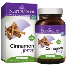 New Chapter Cinnamon Force®, 30 liquid vege caps